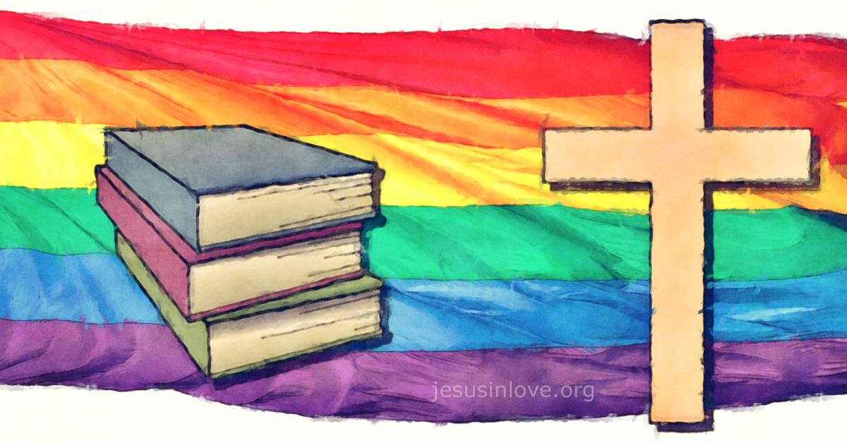 LGBTQ Christian books