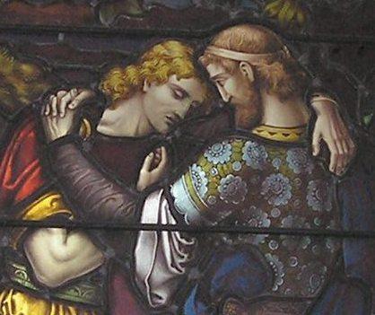 David and Jonathan: Same-sex love between men in the Bible