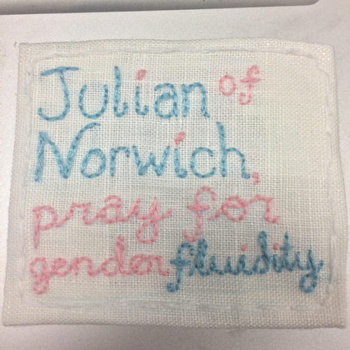 Julian of Norwich patch