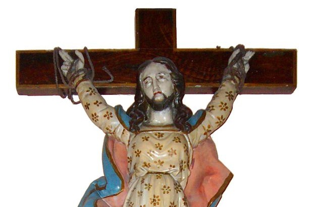 Saint Wilgefortis, Wissant, France