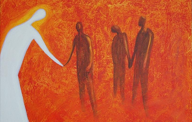 Daniel and the three young men: God rescues Biblical eunuchs ...
